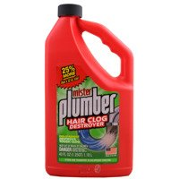 Mister Plumber Hair Clog Destroyer 1,24 l - Udrażniacz do rur