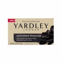 Yardley Activated Charcoal 120 g - Mydło w kostce