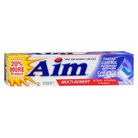 Aim Tartar control Gel 170g - pasta do zębów