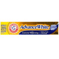 Arm & Hammer Advance White Extreme Whitening Baking Soda & Peroxide 204 g - Pasta do zębów