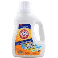 Arm & Hammer For Sensitive Skin 1,29 l 25 prań - Uniwersalny żel do prania tkanin
