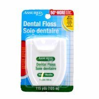 Assured Dental Floss 105 m - Nić dentystyczna