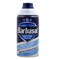 Barbasol Arctic Chill 283 g - Pianka do golenia
