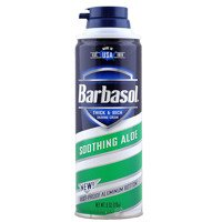 Barbasol Soothing Aloe 170 g - Pianka do golenia