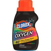 Clorox Active Oxygen 650 ml - Odplamiacz do tkanin