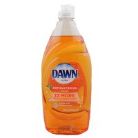 Dawn Antibacterial Orange Scent 573 ml - Płyn do mycia naczyń