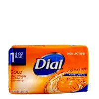 Dial Antibacterial Gold 113 g - Mydło w kostce
