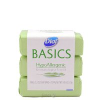 Dial Basic HypoAllergenic 3x90g(9,6 uncji)