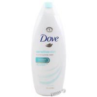Dove 709 ml Sensitive Skin - Kremowy żel pod prysznic