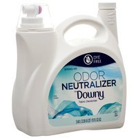Downy Odor Neutralizer Spring Air 3,40 l 170 płukań - Koncentrat do płukania tkanin
