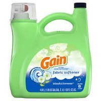 Gain Fabric Softener Blissful Breeze 4,08 l - Koncentrat do płukania tkanin