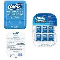 Oral-B Glide Advanced Clean Mint 44 m - Nici dentystyczne