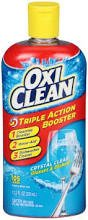 Oxi Clean Triple Action Booster 331 ml 105 zmywań - Nabłyszczacz do zmywarek