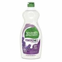 Seventh Generation Lavender Flower & Mint Scent 739 ml - Płyn do mycia naczyń