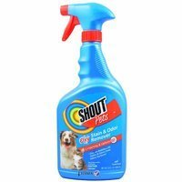 Shout Pets Oxy Stain & Odor Remover 946 ml - Odplamiacz do tkanin w sprayu