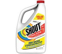 Shout Triple- Acting 1,77 ml - Odplamiacz do tkanin