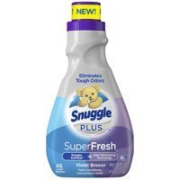 Snuggle Plus Super Fresh Violet Breeze 1,43 L 46 płukań - Płyn do płukania tkanin