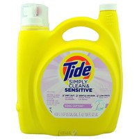 Tide Simply Clean & Sensitive 4,08 l 66 prań - Uniwersalny żel do prania tkanin