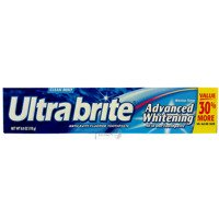Ultra Brite 170g Advanced Whitening - pasta do zębów