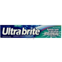 Ultra Brite 170g. Baking Soda - pasta do zębów