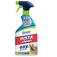 Woolite Insta Clean Oxy Pet Stain Destroyers 650 ml - Odplamiacz do dywanów i tapicerek